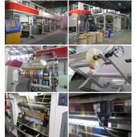 Wholesale Rewinder / Unwinder Double Station Structure Rotogravure Printing Machine Specialized For PE Aluminum Foil Material from china suppliers
