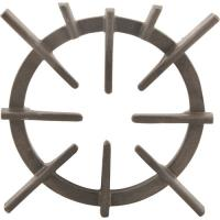 Wholesale Green Sand Casting Kitchen Cast Iron Stove Grates / Gas Stove Cast Iron Burner Grates from china suppliers