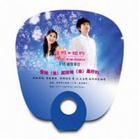 Wholesale Hand Fan for Promotional Purposes, Made of PP, Various Styles and Colors are Available from china suppliers