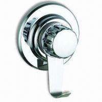 Wholesale Suction Cup with Chrome Plating, Made of ABS, PVC and Stainless Steel from china suppliers