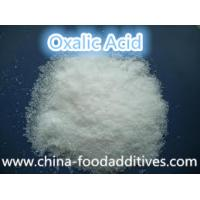 Wholesale Refined Anhydrate Oxalic Acid Industrial grade CAS:144-62-7 from china suppliers