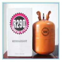 Wholesale 99.9% purity refrigerant gas r290 from china suppliers