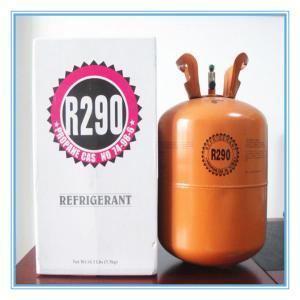 99.9% purity refrigerant gas r290