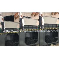 Wholesale Scrap Plastic Pallet Shredding Equipment Hydraulic Drive Customized Capacity from china suppliers