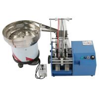 Wholesale Bulk Resistor Lead Forming Machine , Automatic Feeding And Forming Resistor Legs from china suppliers