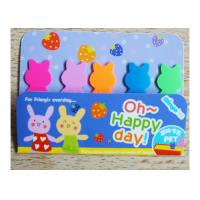 Wholesale Creative Rabbit shaped Fancy Sticky Notes for children 42x11mm from china suppliers