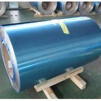 Quality High Flexibility Prepainted Aluminum Coil , PVDF Coated Aluminium Sheets for sale