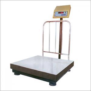China Electronic platform scale (500kg-10000kg) on sale