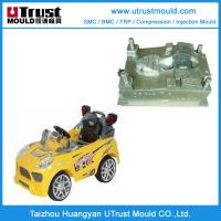 Buy cheap Plastic injection molding maker baby/children car molds maker in China from wholesalers