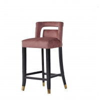 Wholesale No Inflatable European Style Nordic Modern Bar Chair from china suppliers