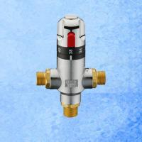 Wholesale Brass Adjustable Water Thermostatic Mixing Valve from china suppliers