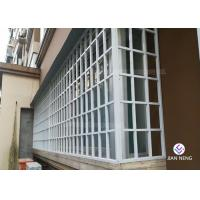 Wholesale 6063 T5 Aluminium Frame Casement Windows , Sliding Window With Protective Guard from china suppliers