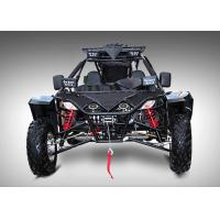 Wholesale 1100cc Black Go Kart Buggy Rear Wheel Drive With Manual Transmission  / Spare Parts from china suppliers