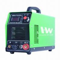 China TIG MMA Inverter Welder with Double Function, Suitable Welding Material of 0.5mm to 4m on sale