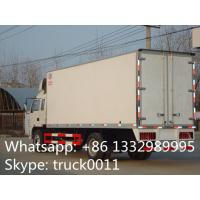 Wholesale Iveco Yuejin 5tons refrigerator truck, Yuejin brand stainless steel cold room truck for sea food and seafish for sale from china suppliers