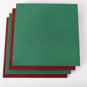 Wholesale high density durable rubber flooring mat rubber sheet
