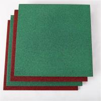 Quality Wholesale high density durable rubber flooring mat rubber sheet for sale