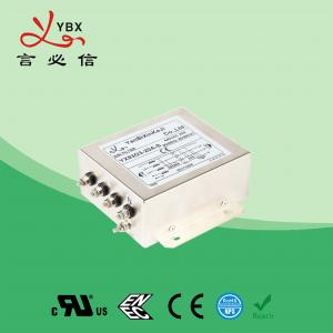 Wholesale Textiles Machinery Four Wire 2250VDC Three Phase Emi Filter from china suppliers
