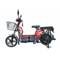 China Max Loading 150 Kg Adult Electric Bike ,  Electric Hybrid Bicycle With Battery Power on sale