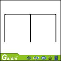 Wholesale Extruded aluminium profiles sliding door profile upper track from china suppliers