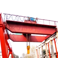 Wholesale 600t Load Overhead Travelling Double Girder Bridge Crane from china suppliers