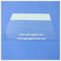 Wholesale Clear Encapsulation Glass for Refrigerator Shelves/Panels from china suppliers