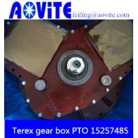 China Engine power transmission gear box 15257485 for Terex TR100 on sale