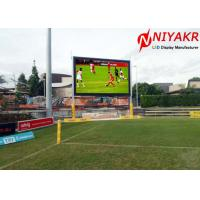 Wholesale High Refresh Rate 3840 Hz P6 LED Stadium TV Screen For Baseball Basketball from china suppliers