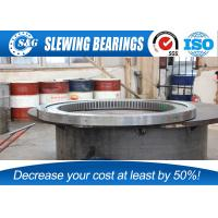 Wholesale Heavy Duty Large Turntable Bearing 3 - 25 Inch For Sewage Treatment Plant from china suppliers
