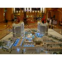 Wholesale 3D Miniature Architectural Model Maker For Exhibition / Fountain Park from china suppliers
