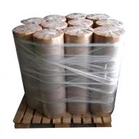 Wholesale High quality rolls package 80g 1092 width  brown  no PE  film VCI protection paper for metal anti rust package from china suppliers