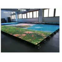 Wholesale Interactive Sensitive P4.81 P3.91 P6.25 P5.95 LED Video Dance Floor from china suppliers