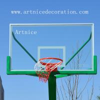 Buy cheap Tempered glass for basketball board, toughened glass for basketball board, basketball tempered glass board from Wholesalers