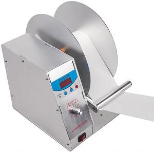 China Automatic label rewinding machine, Barcode label rewinder,Rewind Auto-sensing Label Rewinder on sale