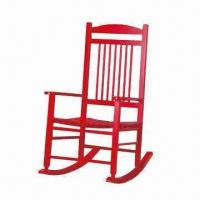 Wholesale Rocking Chair, Castanopsis Cuspidata Wood, Different Sizes Available from china suppliers