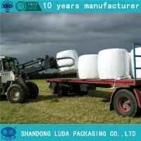 Wholesale 25mic x 750mm Width Grass Silage Stretch Film from china suppliers