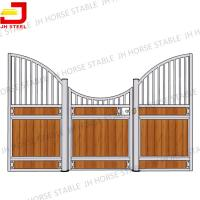 Wholesale Stall Of Horses Australia Use Range Horse Stable Box With Durable Dutch Door from china suppliers