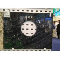 "Wholesale Black Bardiglio Prefab Vanity Tops Solid Granite 22"" X 36"" With SGS CE Approval from china suppliers"