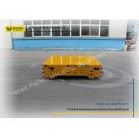 Quality Electric Trackless Platform Die Transfer Cart Unlimited Running Distance for sale