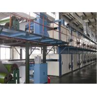 Wholesale Gas burner Automatic Drying Stenter Machine Double layer / Heat Setting Machine from china suppliers
