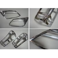 Wholesale ISUZU D-MAX 2012 2014 ABS Headlight Bezels Taillight Frame Chrome from china suppliers