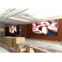China P2 Indoor LED Advertising Display Full Color 1/32 Scan Driving 2-40m Viewing Distance on sale