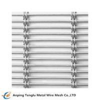 Wholesale Stainless Steel Decorative Mesh Warp Bar Diameter: 1.5mm from china suppliers