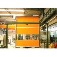 China Central - Computer Controlling High Speed Doors With Traffic Light on sale