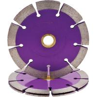 China Sintered  3 / 7 Inches Concrete Diamond Blade   Marble Cutting Double Tuck Point on sale