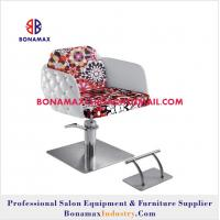 Buy cheap Luxury Hairdressing Styling Chair China Supplier BM-609A from Wholesalers