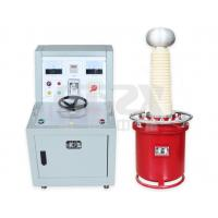 Wholesale 15kvA / 50KV High Voltage Test Equipment SF6 Gas Inflated HV Auto Testing Transformer from china suppliers