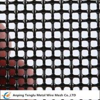 Wholesale AISI316 Marine Grade Stainless Steel Security Door Screens  1.5mmX1.5mm hole X0.8mm wire from china suppliers