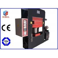 China Hot Press Rubber Vulcanizing Press Machine With Superior Weather Resistance on sale