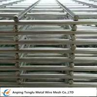 Buy cheap Welded Mesh Fabric|for Concrete flat or bend reinforcing sheet from wholesalers